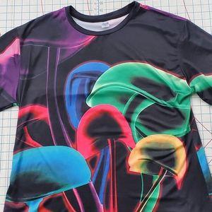 Fever Logic 1881 Mushroom Mens T-shirt 4XLarge